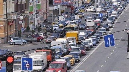 В центре Киева завтра частично ограничат движение: как объехать