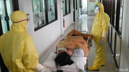Коронавирус: число погибших превысило 1,1 тыс. человек