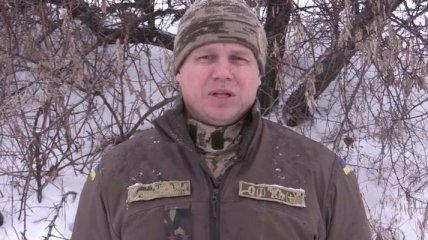 Под артиллерийский огонь террористов попала Ольховатка (Видео)