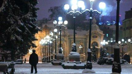 В Киеве Рождество будут праздновать на центральных локациях города