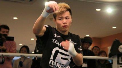 Нацукава отреагировал на вызов Макгрегора в октагон