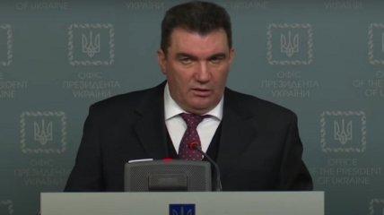 Очередной циничной ложью о Викторе Медведчуке Данилов пытается замаскировать рейдерство в личных интересах - ОПЗЖ