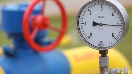 Украина в 2015 году увеличила транзит газа на 7,9%
