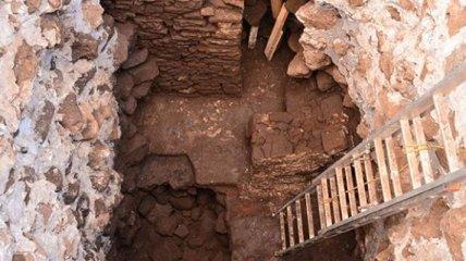 После мощного землетрясения в Мексике обнаружили руины древнего храма