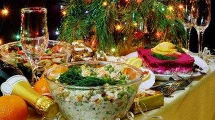 Неожиданная польза продуктов с праздничного стола