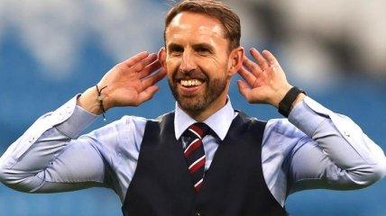 """Главный тренер англичан провокационно назвал Италию """"союзником Германии во Второй мировой войне"""""""