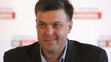 Тягнибок предлагает принять на учебу крымчан без результатов ВНО