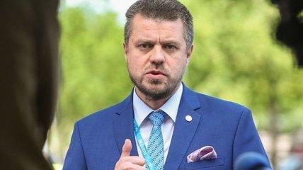 Глава МИД Эстонии заявил, что Россия фальсифицирует историю