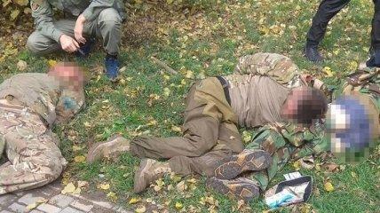 """В Одессе задержали экс-бойцов """"Правого сектора"""" за дебош"""