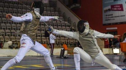 Мужская сборная победила на этапе Кубка мира по фехтованию на шпагах