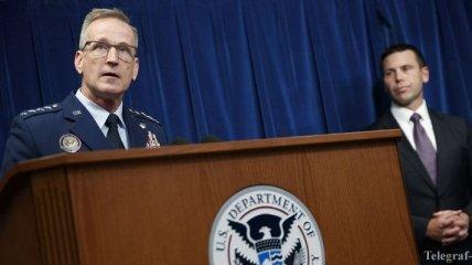 """Генерал США говорил об российской угрозе и новой """"холодной войне"""""""
