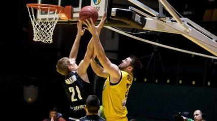 Кубок Украины по баскетболу. Определены участники Финала четырех