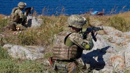 """На территории острова в июне и июле 2021 года проводились ежегодные учения НАТО """"Sea Breeze"""""""