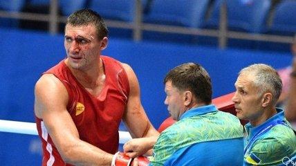 Выхрист – знаменосец сборной Украины на церемонии закрытия Европейских игр