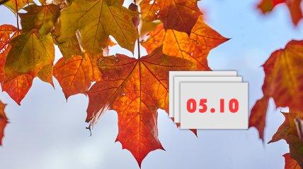 Что празднуют 5 октября