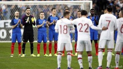 Франция проиграла Испании и результаты других матчей 28 марта