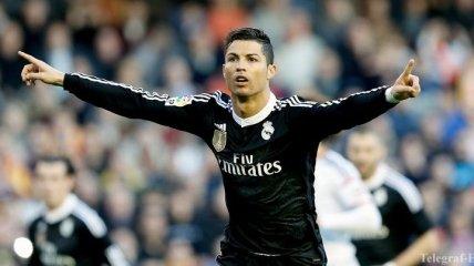 Роналду вышел на 3 место по количеству забитых пенальти в Примере (Видео)