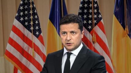 Владимир Зеленский прибыл в США 31 августа.