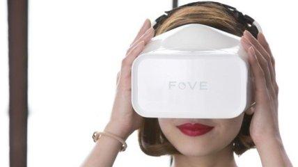 Первый шлем виртуальной реальности с функцией отслеживания движений глаз