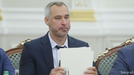 """Рябошапка обвинил Баканова в блокировании ключевой экспертизы по делу """"ПриватБанка"""""""