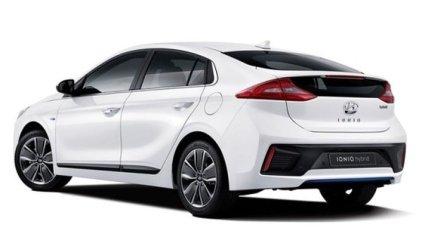 Hyundai презентовала конкурента Toyota Prius
