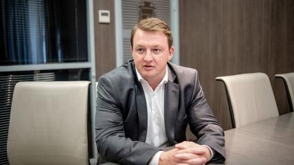 Украинский финансист Сергей Фурса