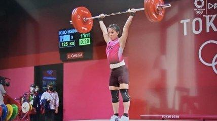 Олимпиада, день 4-й: кто выиграл медали в тяжелой атлетике