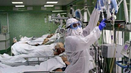 В Бельгии уже несколько дней уменьшается число госпитализированных