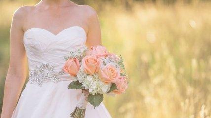 Невесте на заметку: свадебные платья самых разных фасонов (Фото)