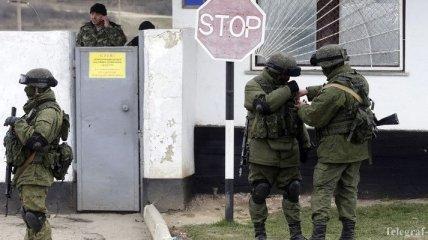 Заблокированные в Крыму украинские морпехи пишут родным, что вернутся