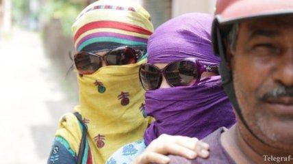 В Индии от жары умерло более 500 человек