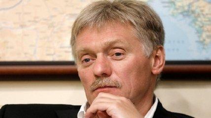 В Кремле ответили по поводу возможной встречи Путина и Зеленского
