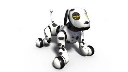 Новое поколение игрушек - роботизированная собака Zoomer