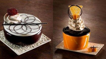 Художнице нельзя употреблять сладости, поэтому она делает их из стекла (Фото)