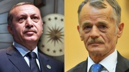 Состоялся телефонный разговор Президента Турции с Джемилевым