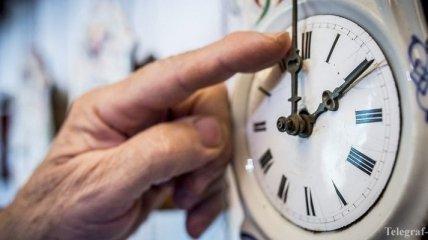 В ЕС намерены отменить ежегодный перевод часов