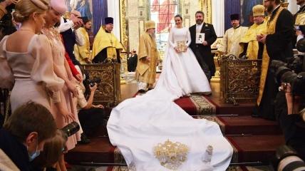 Свадьба Романовых