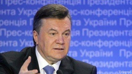 В.Янукович наградил предпринимателей государственными наградами