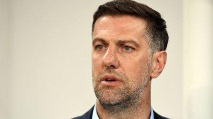 Сборная Сербии осталась без главного тренера