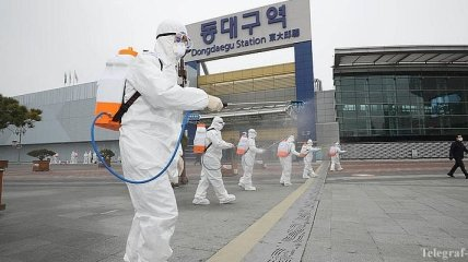 Эпидемия в Китае: число жертв коронавируса превысило 2,8 тысячи