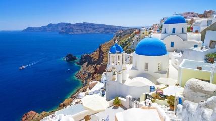 Греция очень популярна среди туристов
