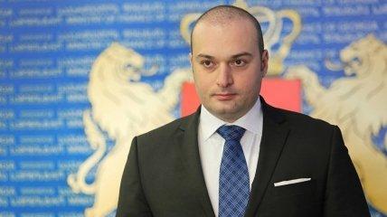 Правящая партия Грузии выдвинула кандидатуру нового премьера