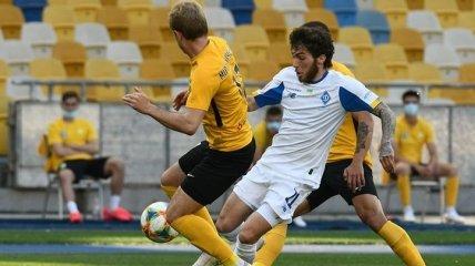 Игрок Динамо Цитаишвили: Я этого шанса ждал долго