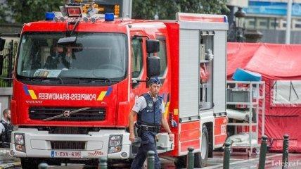 В Бельгии проходит антитеррористическая операция, трое задержанных