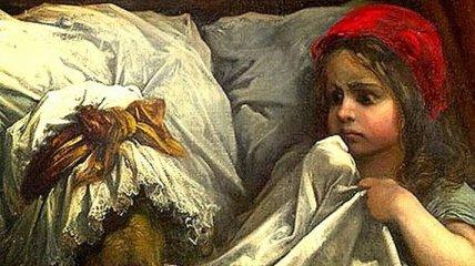 Жуткие сказки прошлого: какими они были изначально? (Фото)
