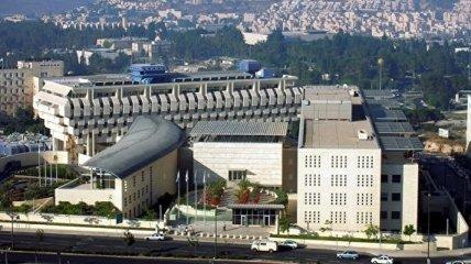 В здании МИД Израиля распылили слезоточивый газ