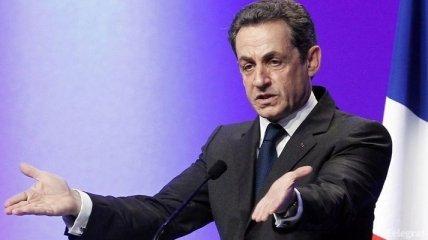 Николя Саркози предъявлены обвинения