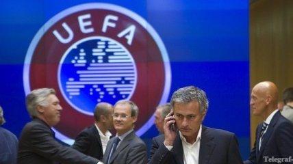 Рейтинг УЕФА: перспективы украинских клубов