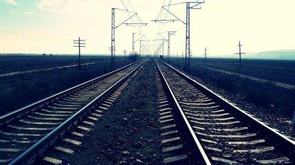 В Мариуполе строят резервный железнодорожный путь