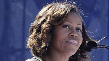 Мишель Обама разгневала американских школьников (Фото)